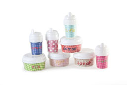Sippy Cups and Snack Containers