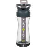 Full Circle Home - On the Go Lemon Glass Water Bottle - Blackberry