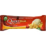 Quest Protein Bar - Apple Pie - 2.12 oz Bars - Case of 12 Bars