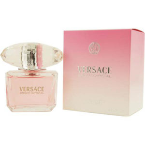 Designed by Gianni Versace in 2006, Versace Bright Crystal for Women is recommended for casual wear.