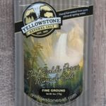 Yellowstone Salt - The Purest Salt Available. All Natural FINE Ground, High Mineral Content Table Salt.