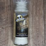 Yellowstone Salt - The Purest Salt Available - All Natural, High Mineral Content Grinder